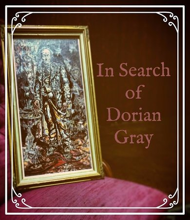 North Little Rock, AR: Travel back to Victorian England to find the hidden portrait of Dorian Gray.