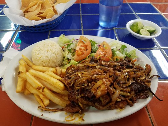 Mariscos chihuahua tucson 2902 e 22nd st menu prices for Mt lemmon cabin rentals pet friendly