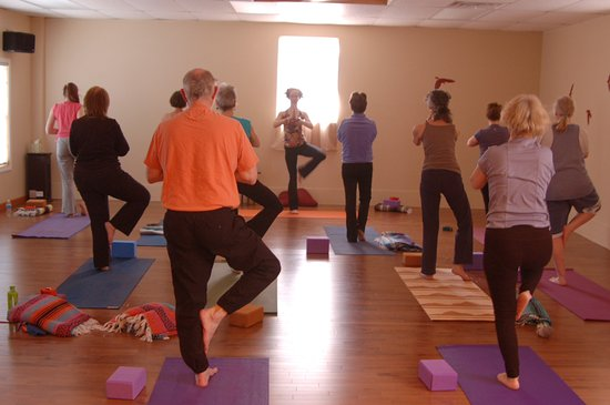 Norway, ME: Offering a variety of yoga classes from gentle joints to vigorous vinyasa flow.