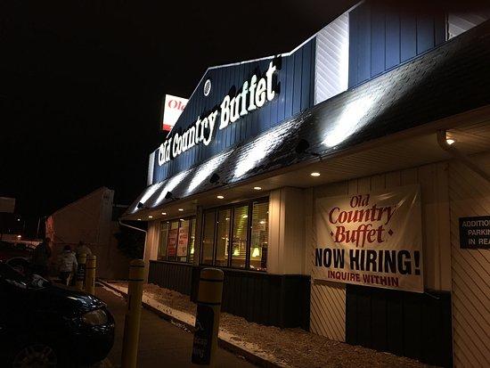 Old Country Buffet Eau Claire Restaurant Bewertungen