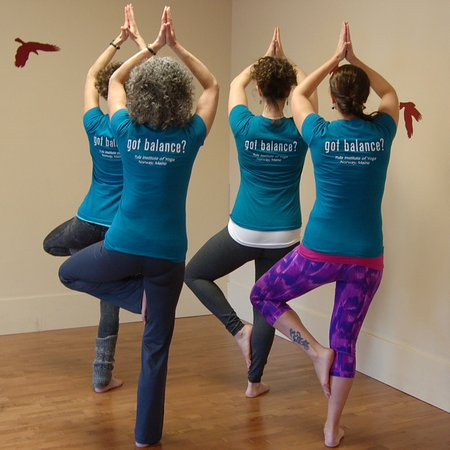 Norway, ME: Posabilities is the home of the Tula Institute of Yoga