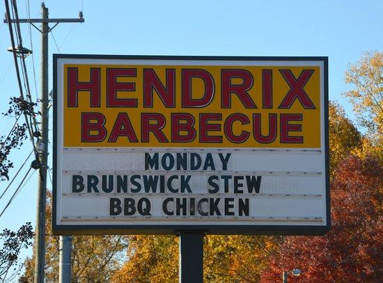 Salisbury, NC: Sign on Statesville Rd