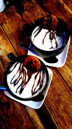Iriga City, Filipinas: CHOCO MUG CAKE  A CHOCOLATE HEAVEN ON HEARTH TRY IT ONLY HERE AT PALLET HOUSE