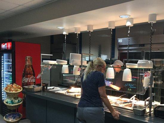 Oro Valley, Аризона: Lantanas Cafeteria Style