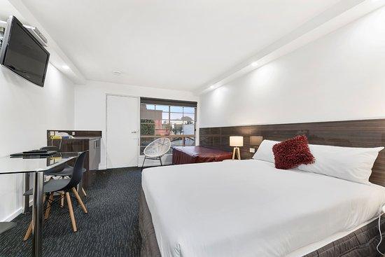 Bay City(Geelong) Motel: Standard Queen Room