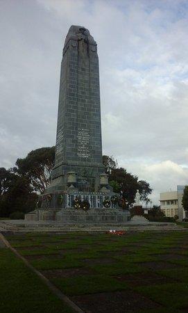 Invercargill Cenotaph Photo