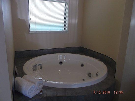 Havelock North, New Zealand: Fabulous spa.