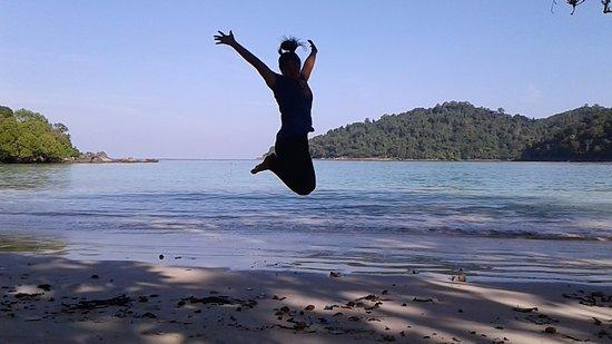 Khuraburi, Thailand: นางอยากกระโดด