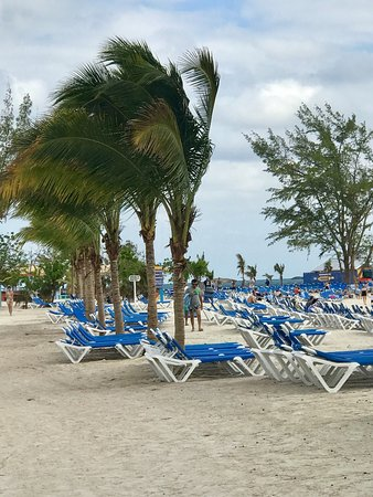 Didnt Want To Leave The Most Beautiful Scenery And Weather - Coco cay weather