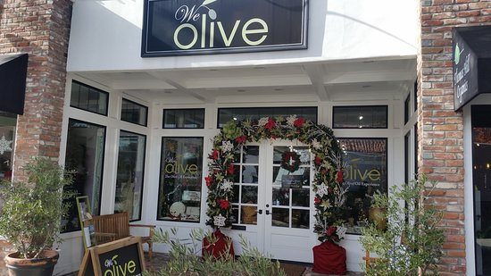 Paso Robles, CA: We Olive