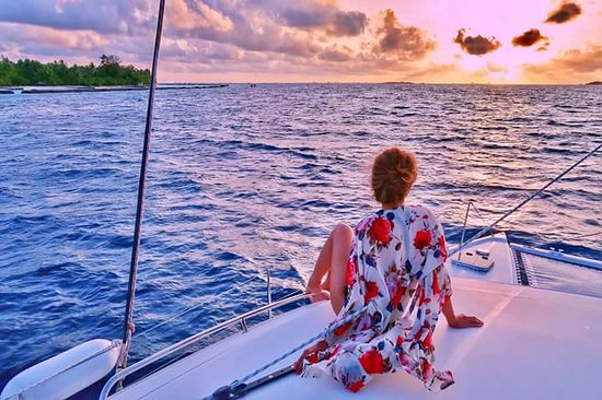Hulhumale: Amazing Sunset Cruise!