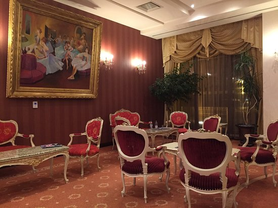 Hilton Sibiu: Interior fantástico
