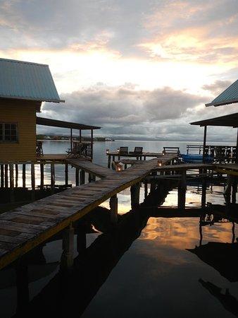 Koko Resort: Over the water cabins