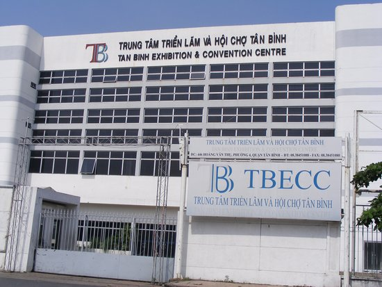 Tan Binh Exhibition & Convention Center - TBECC