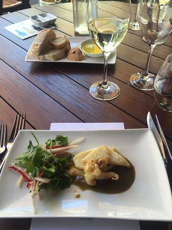 Foodie and wine paradise