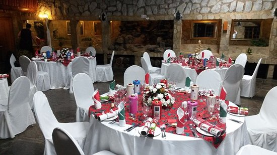""" Limpopo "" Venue at The Farm Inn"