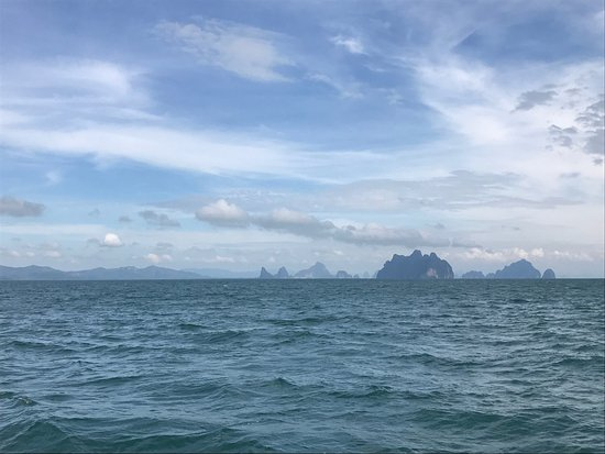 SweetDreamers Charters - Private Day Trips: Phang nga