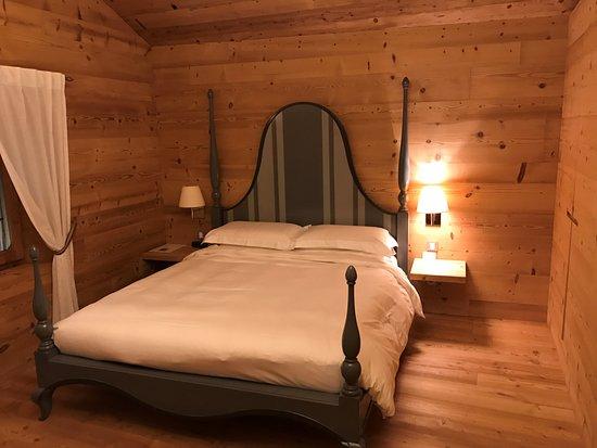 Madulain, Schweiz: bedroom