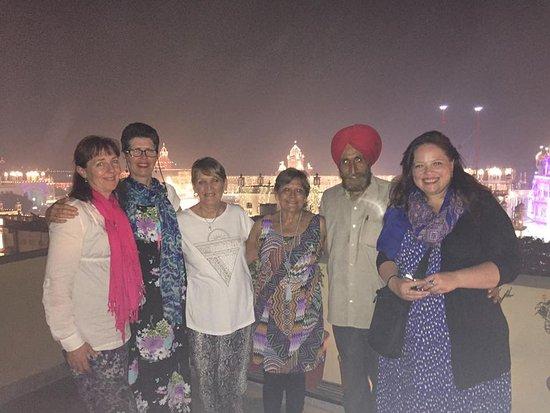 Davinder Singh's Amritsar Heritage Walk: Thank you Davinder for the most amazing Diwali cerebration this year 2016.