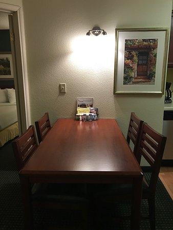 Roseville, CA: Table