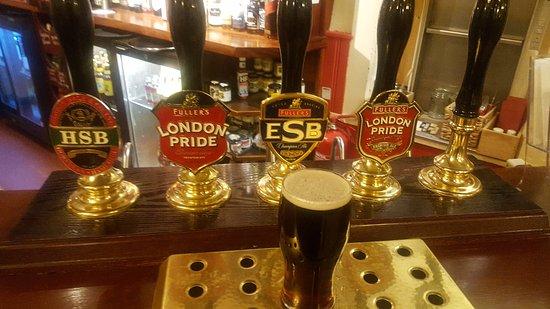 Horndean, UK: Ales