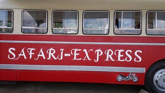 Frankfort, Sudáfrica: Safari Restaurant