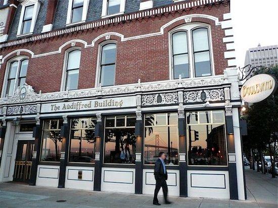 Boulevard: ресторан