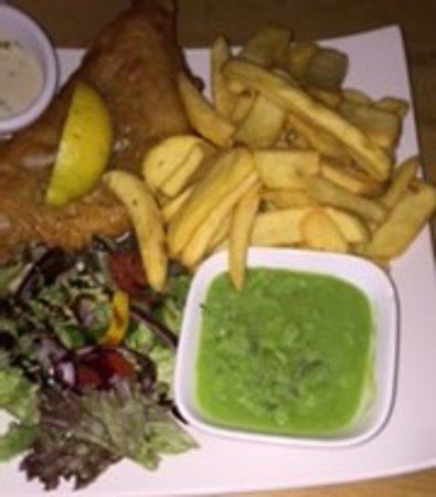 the brondanw arms triangle fish as tastless as it looks