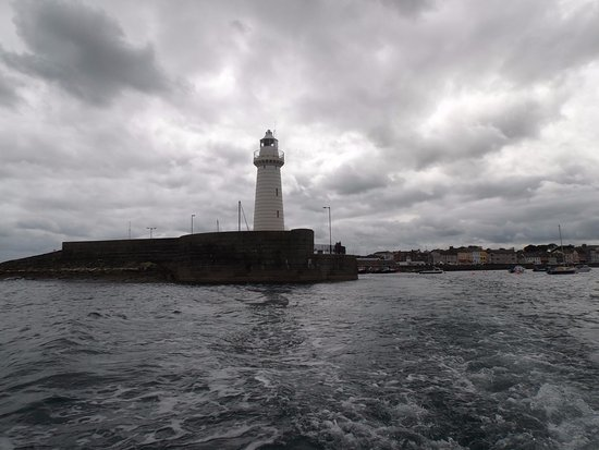 Donaghadee Harbour: The Dee
