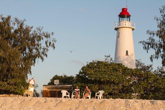 Lady Elliot Island, Australia: Sunset Drinks / Cold Drinks are served here