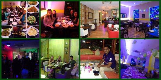 Harrow, UK: Mehran Lounge