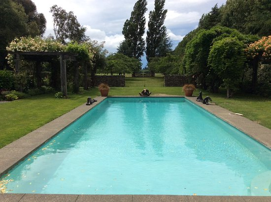 Hawarden, New Zealand: The wonderful pool