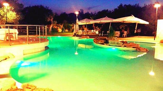 Il Giardino di Melody: piscina