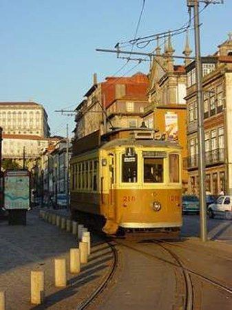 Museu do Carro Eléctrico: Museu do carro electrico Porto Portugal