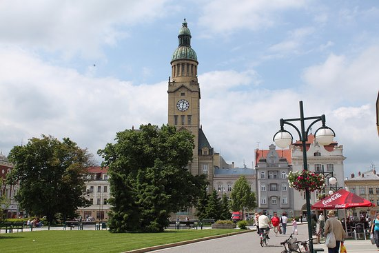 Global/International Restaurants in Prostejov