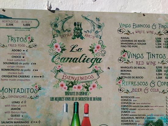La Canaliega照片
