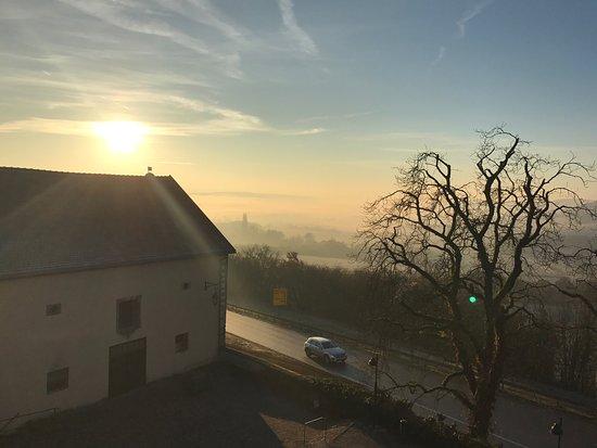 Kleinblittersdorf, Tyskland: Besuch im Dezember 2016