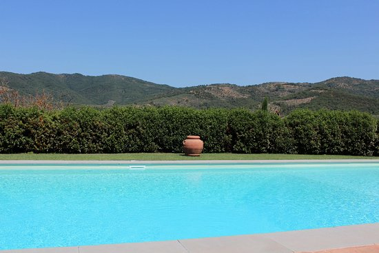 Castiglion Fiorentino, Italy: Pool, tranquil, clean, peaceful