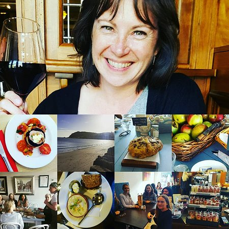 Ballycastle, UK: October's Food tours - all rolled into one. 