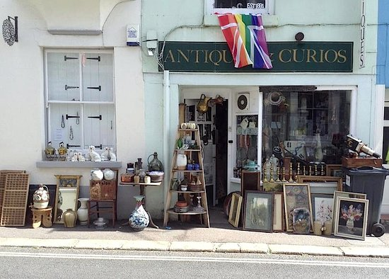 Ashburton, UK: shop
