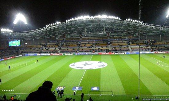 Borisovo, Belarus: BATE Borisov Stadium, Borisov, Belarus