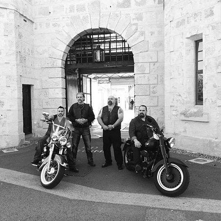 Our Harley Davidsons Used For The Movie Botherhood Picture Of Cr
