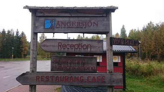 Angersjons Mat Och Vildmarkscamping Enanger Omdomen Om