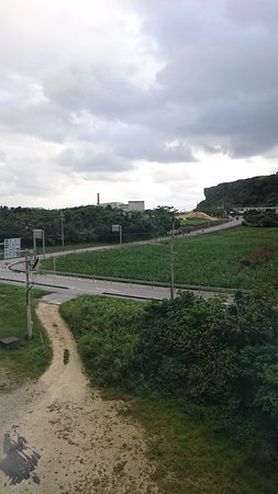 Yonaguni-cho, ญี่ปุ่น: 部屋からの景色