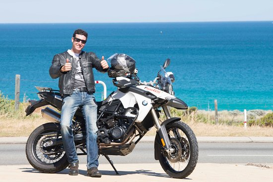 CR Motorcycle Rental PTYL