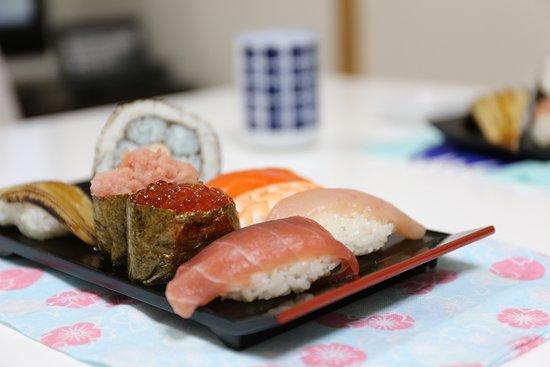 Sushi Making Experience Japan