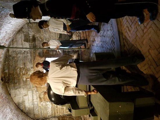 Fort Monroe's Casemate Museum照片