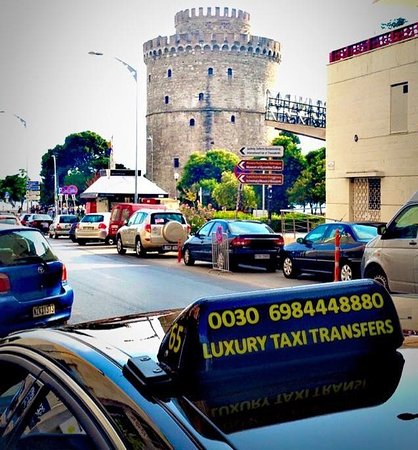 Luxury Taxi Transfers