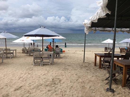 جيمباران, إندونيسيا: Straight Out View!