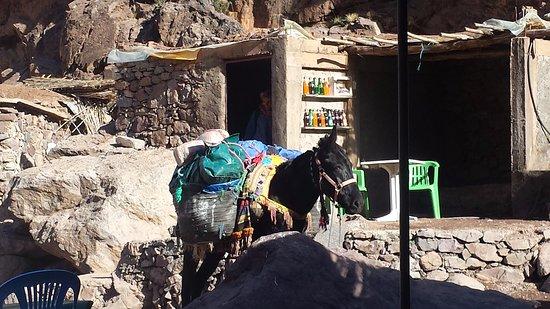 Imlil, Marruecos: resting point